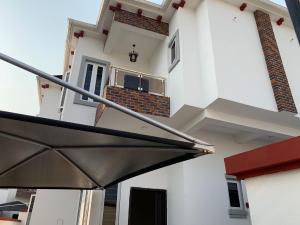 4 bedroom Semi Detached Duplex House for rent Lafiaji Lekki Lagos - 11
