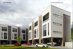 4 bedroom Terraced Duplex House for sale SECOND AVENUE Old Ikoyi Ikoyi Lagos