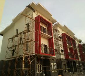 4 bedroom Terraced Duplex House for sale Near Nigeria Turkish hospital Nbora Abuja