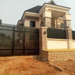 5 bedroom Terraced Duplex House for sale Iyekogba estate airport road Oredo Edo