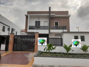 5 bedroom Detached Duplex House for sale Lekki 2nd Toll Gate By Chevron, Lagos chevron Lekki Lagos