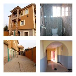 3 bedroom House for rent Captain bustop  Abule Egba Abule Egba Lagos