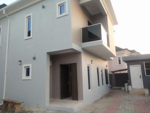 4 bedroom House for rent Lucky osujie, Lekki palm city estate Ado Ajah Lagos