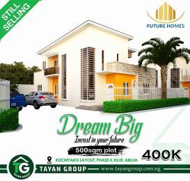 3 bedroom Residential Land Land for sale Off Centenary City Kuje Kuje Abuja