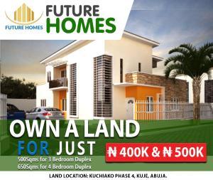 4 bedroom Residential Land Land for sale Off Centenary City Kuje Kuje Abuja