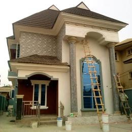 4 bedroom Duplex for sale New oko oba Ojokoro Abule Egba Lagos