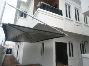 4 bedroom Semi Detached Duplex House for rent Lekki Oral Estate Lekki Lagos