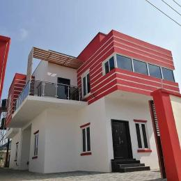 4 bedroom Detached Duplex House for sale Before chevron chevron Lekki Lagos