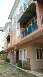 4 bedroom Terraced Duplex House for rent Canal West Estate  Osapa london Lekki Lagos