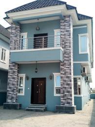 5 bedroom Detached Duplex House for sale No 5 Hawau Abikan str, Chevy view Estate. chevron Lekki Lagos