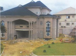 6 bedroom Detached Duplex House for sale GRA Phase 1 New GRA Port Harcourt Rivers