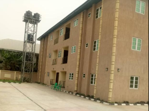 2 bedroom Flat / Apartment for rent off iwofe road mile 4 rumuekpirikom Port Harcourt Rivers