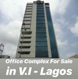 10 bedroom Office Space Commercial Property for sale Ozumba Mbadiwe Ademola Adetokunbo Victoria Island Lagos