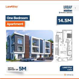 1 bedroom mini flat  House for sale Abraham Adesanya  Abraham adesanya estate Ajah Lagos