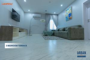 2 bedroom House for sale Ogombo Road  Abraham adesanya estate Ajah Lagos