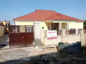 2 bedroom Detached Bungalow House for rent light house estate  Lugbe Abuja