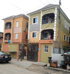 2 bedroom Flat / Apartment for rent aborishade street, off lawanson Lawanson Surulere Lagos
