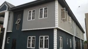 2 bedroom Flat / Apartment for sale Morufu Sanusi street , Banjoko Ogidi Estate, Off Ijede road  Ijede Ikorodu Lagos