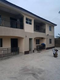 2 bedroom Blocks of Flats House for rent By Command bus stop Alagbado Abule Egba Lagos