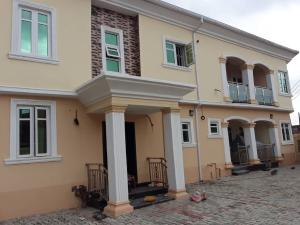 2 bedroom Flat / Apartment for rent Hamadia Abule Egba Lagos  Ojokoro Abule Egba Lagos