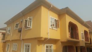 2 bedroom Flat / Apartment for rent Adams Obalateef Estate Cement Ikeja  Cement Agege Lagos