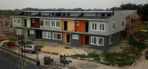 2 bedroom Terraced Duplex House for sale Oribanwa,Lekki Peninsula,Lagos.(Before Awoyaya) Awoyaya Ajah Lagos