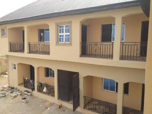 2 bedroom Blocks of Flats House for rent Iletuntun, after nihort school  Idishin Ibadan Oyo