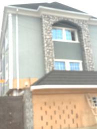 2 bedroom Studio Apartment Flat / Apartment for rent Bayo Street Community road Okota Lagos