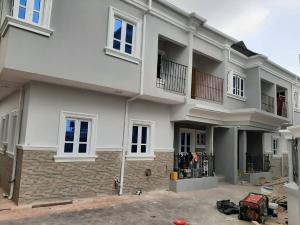 Semi Detached Duplex House for sale Arowojobe Maryland Ikeja Lagos