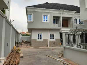 4 bedroom Semi Detached Duplex House for sale Arowojobe Estate behind Maryland Mall  Mende Maryland Lagos