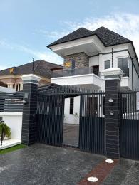 5 bedroom Detached Duplex House for sale in a secure estate on chevron drive chevron Lekki Lagos