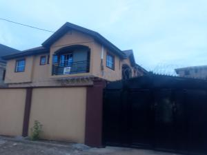 2 bedroom Flat / Apartment for rent Odutola estate command Abule Egba Abule Egba Lagos
