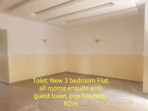 3 bedroom Flat / Apartment for rent Wuye District Wuye Abuja