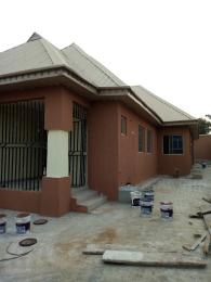 3 bedroom Terraced Bungalow House for rent Atanda estate behind nnpc adegbayi Alakia Ibadan Oyo