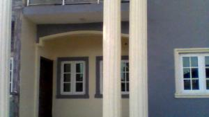 3 bedroom Detached Duplex House for rent Post service estate Ojo Ojo Lagos