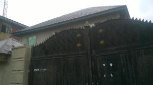 3 bedroom Flat / Apartment for rent Bajulaiye road Shomolu Shomolu Lagos - 0