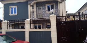 3 bedroom Flat / Apartment for rent Goshen estate Elliot off obawole, Ogba Lagos
