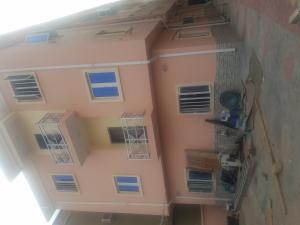 3 bedroom Blocks of Flats House for rent Victor str Ajao Estate Isolo Lagos