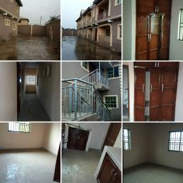 3 bedroom Blocks of Flats House for rent Abule Egba Lagos