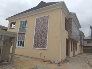 3 bedroom Terraced Duplex House for rent Zone A Millenuim/UPS Gbagada Lagos