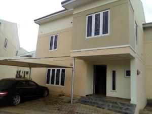 3 bedroom Terraced Duplex House for rent Baseline estate,mbora life camp Life Camp Abuja