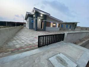 3 bedroom Detached Bungalow House for sale Richland estate  Bogije Sangotedo Lagos