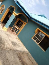 3 bedroom House for rent Elewura 3 mins off tarred road  Akala Express Ibadan Oyo