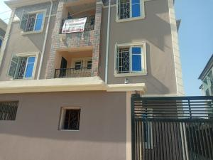 3 bedroom Blocks of Flats House for rent Alaka St Abule-Ijesha Yaba Lagos