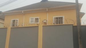 3 bedroom Flat / Apartment for rent Adams Oba lateef Estate Cement Ikeja  Cement Agege Lagos
