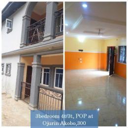 3 bedroom Penthouse Flat / Apartment for rent Ojuirin Akobo, Ibadan.  Akobo Ibadan Oyo