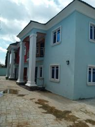 3 bedroom Blocks of Flats House for rent Okebukun Area Behind Icast Elebu  Akala Express Ibadan Oyo