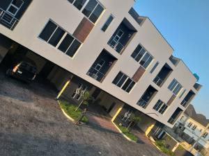 3 bedroom Massionette House for sale Located At Osapa London By Jakande Shoprite Lekki Lagos Nigeria  Osapa london Lekki Lagos