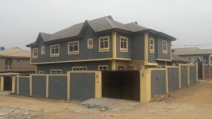 3 bedroom House for sale In an Estate  Magboro Obafemi Owode Ogun