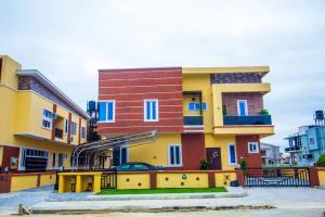 5 bedroom Detached Duplex House for sale Buena vista Estate by chevron toll gate by orchid hotel road ,lekki chevron Lekki Lagos